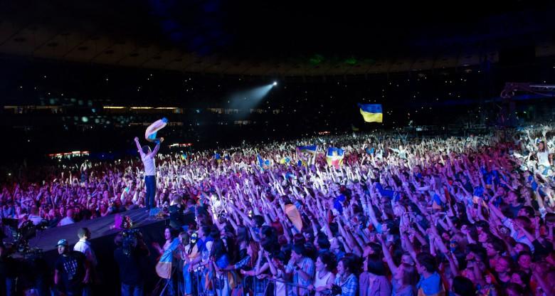 OE.20 LIVE IN KYIV - концерт на великому екрані